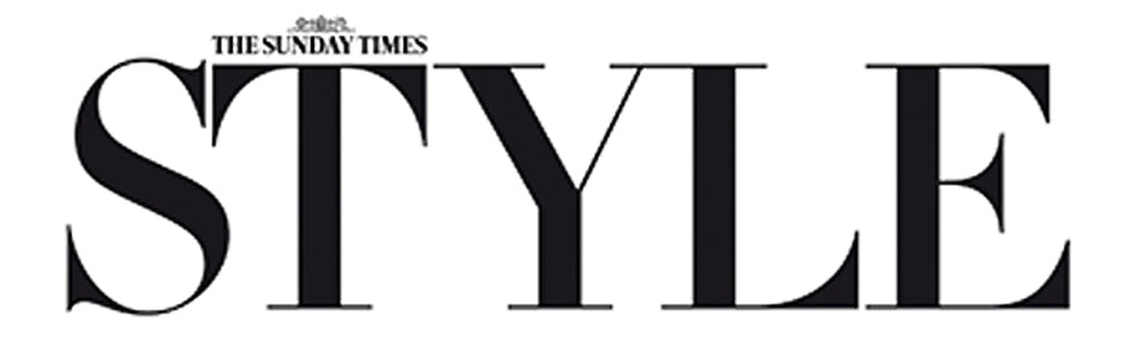 'Batwing' Decorates Sunday Times Style Magazine Editor's Letter
