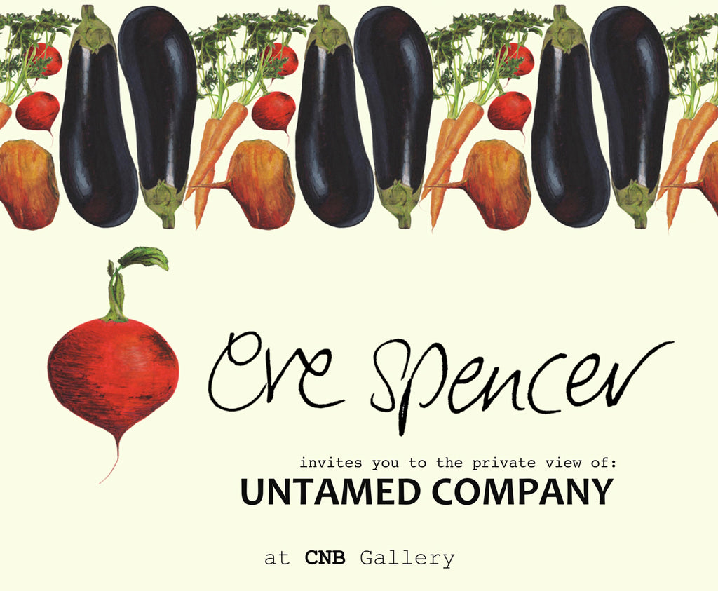 eve spencer Presents 'Untamed Company' at Mark Hix' Tramshed Cock n Bull Gallery