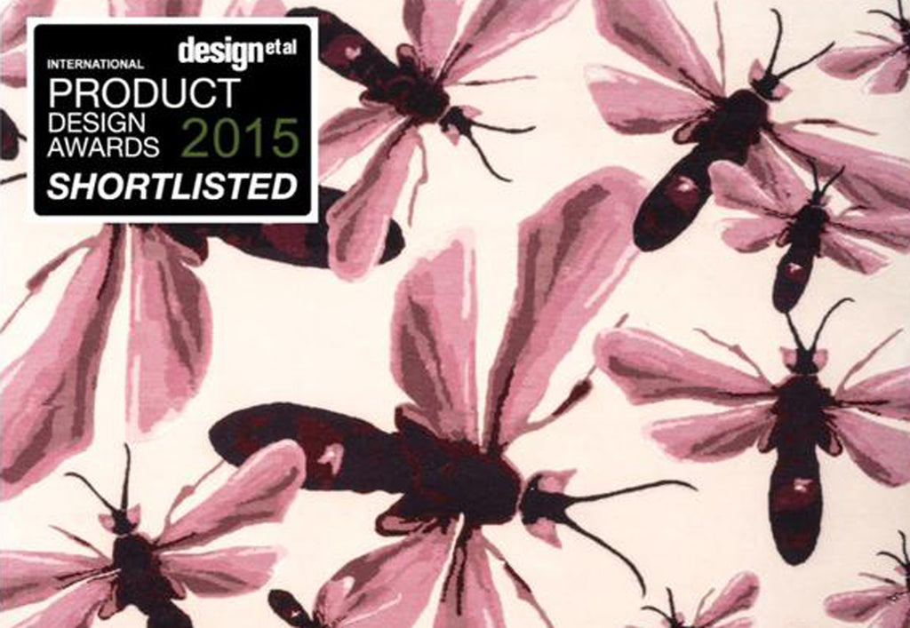 eve spencer Shortlisted for The International Product Design Awards