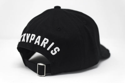 Cap Denim Black