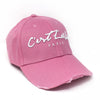 Cap Denim Rose