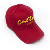 Cap Denim Red