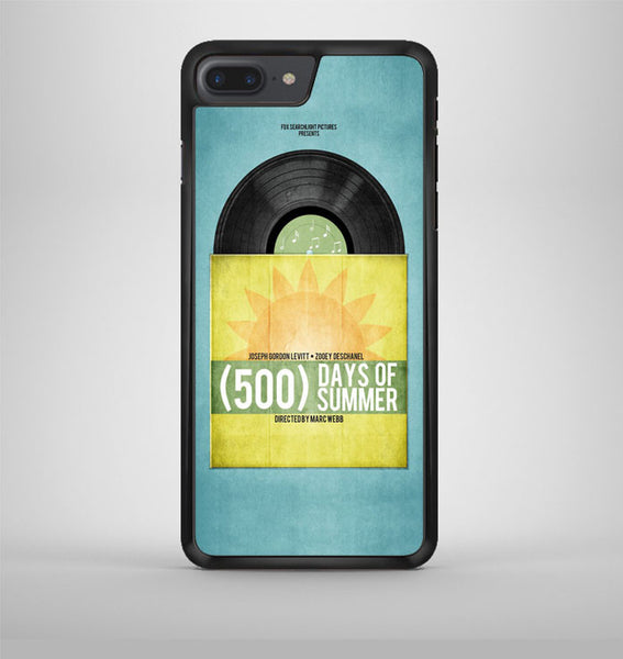 500 Days Of Summer Wow iPhone 7 Plus Case Avallen