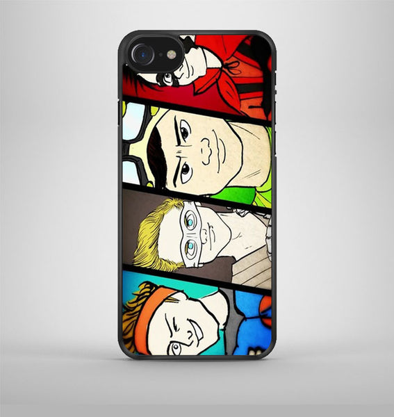 5Sos Superhero 2 iPhone 7 Case Avallen