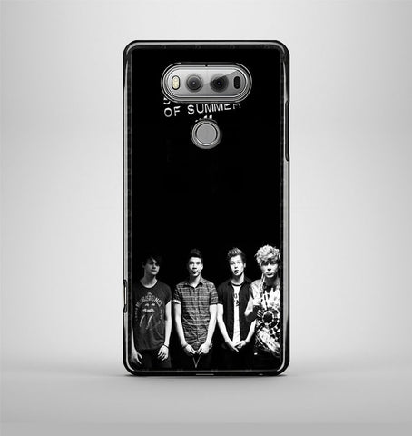 5 Second Of Summer Galaxy Nebula LG V20 Case AV