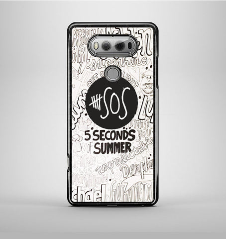 5 Second Of Summer Collage LG V20 Case AV