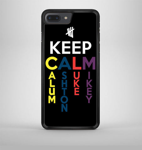 5 Second of Summer Keep Calm iPhone 7 Plus Case Avallen