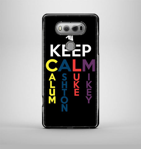 5 Second of Summer Keep Calm LG V20 Case AV