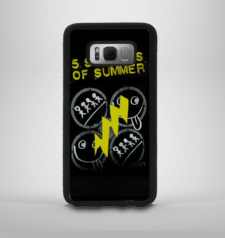 5 Seconds Of Summer 2 Samsung Galaxy S8 Plus Case AV