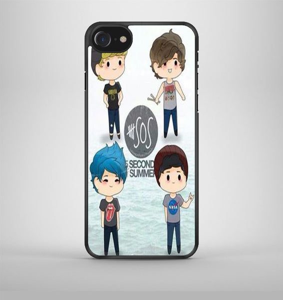 5 Seconds Of Summer 5Sos iPhone 7 Case Avallen