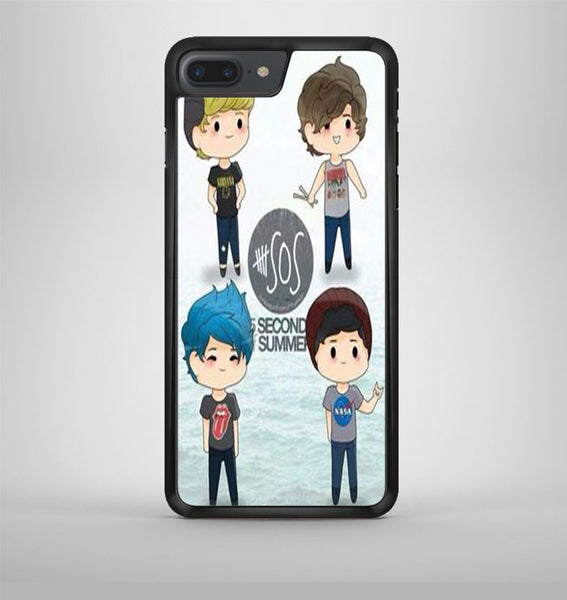 5 Seconds Of Summer 5Sos iPhone 7 Plus Case Avallen