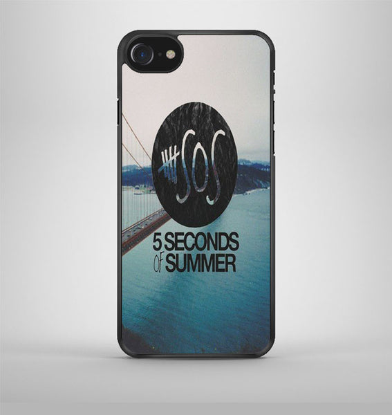 5 Seconds Of Summer California iPhone 7 Case Avallen