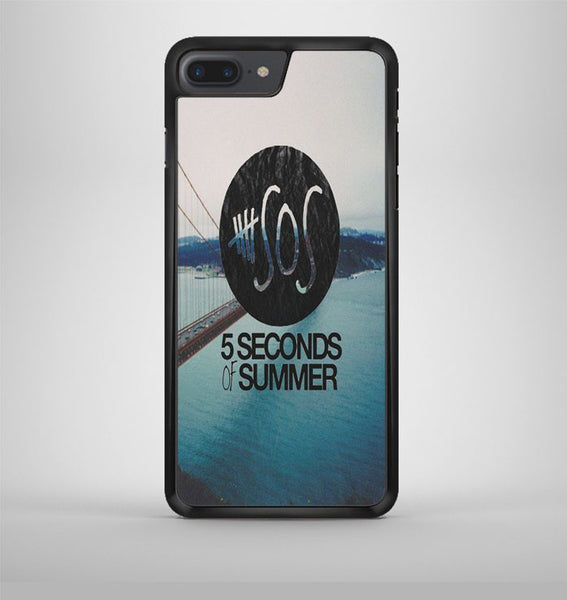 5 Seconds Of Summer California iPhone 7 Plus Case Avallen