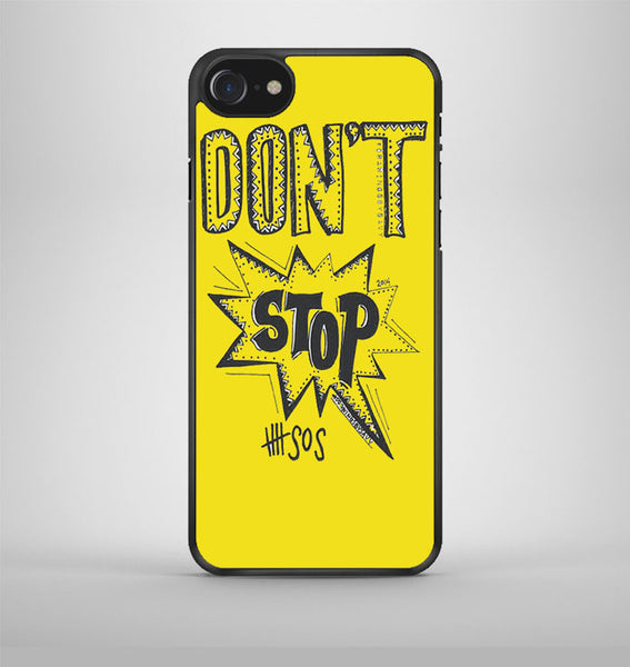 5 Seconds Of Summer 5 Sos Design iPhone 7 Case Avallen