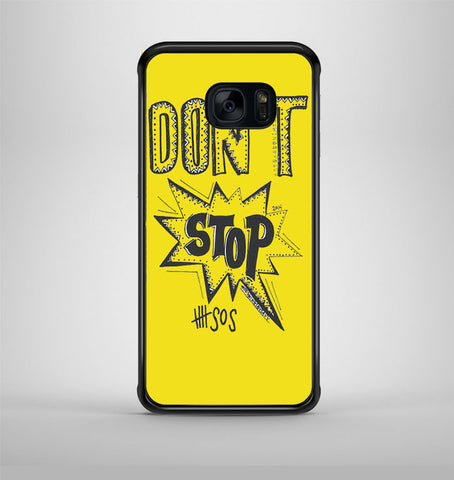 5 Seconds Of Summer 5 Sos Design Samsung Galaxy S7 Case AV