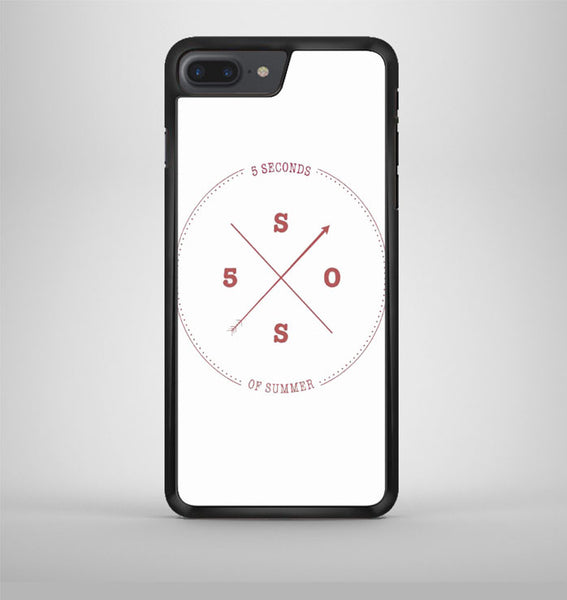 5 Sos Logo iPhone 7 Plus Case Avallen