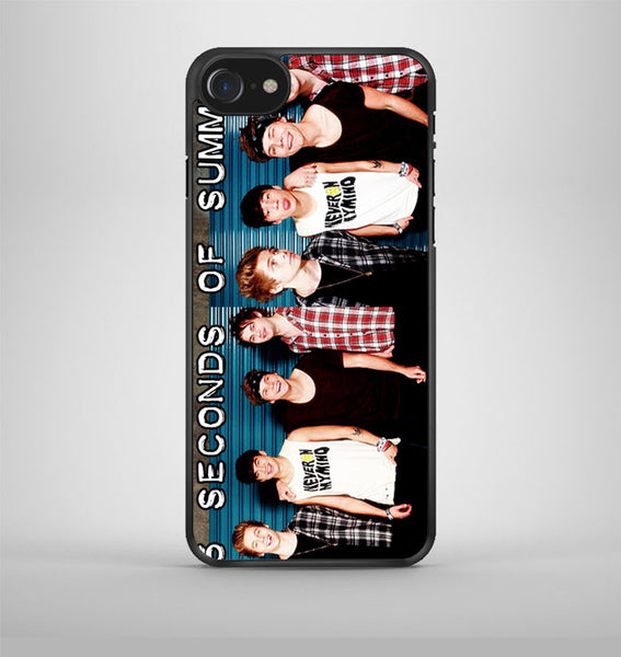 5Seconds Of Summer iPhone 7 Case Avallen