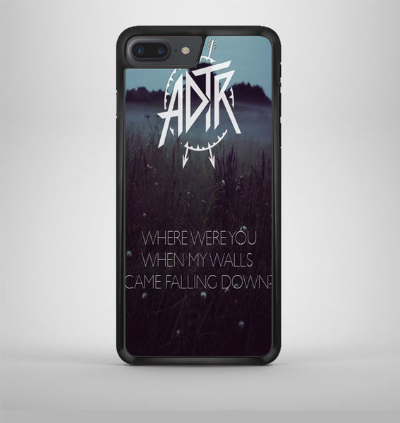 Adtr A Day To Remember iPhone 7 Plus Case Avallen