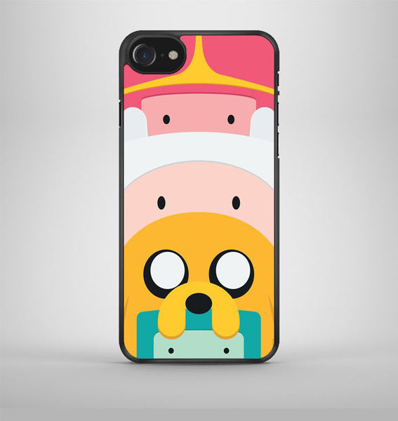 Adventure Time Characters iPhone 7 Case Avallen