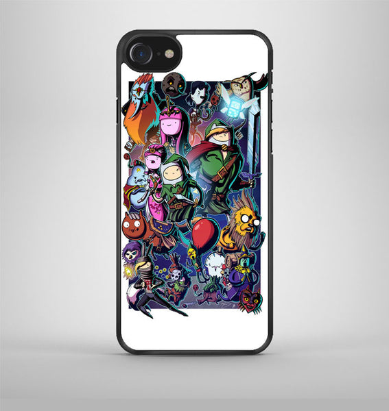 Adventure Time Wow 2 iPhone 7 Case Avallen