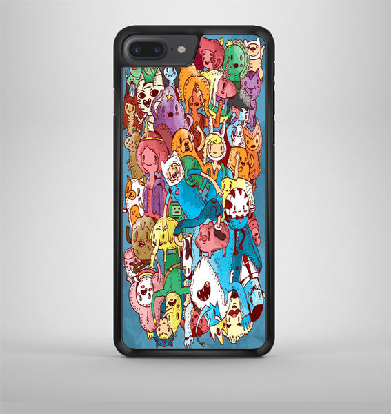 Adventure Time Wow 5 iPhone 7 Plus Case Avallen