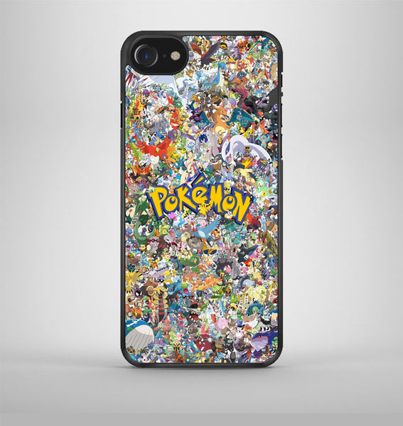 All Character Pokemon iPhone 7 Case Avallen