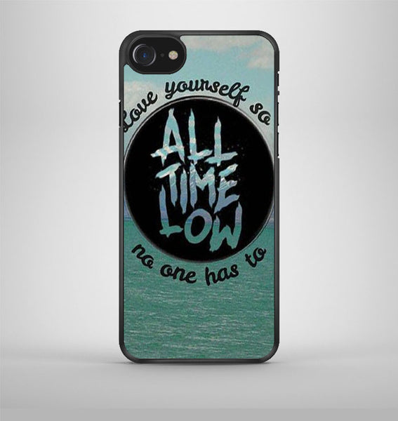All Time Low Logo iPhone 7 Case Avallen