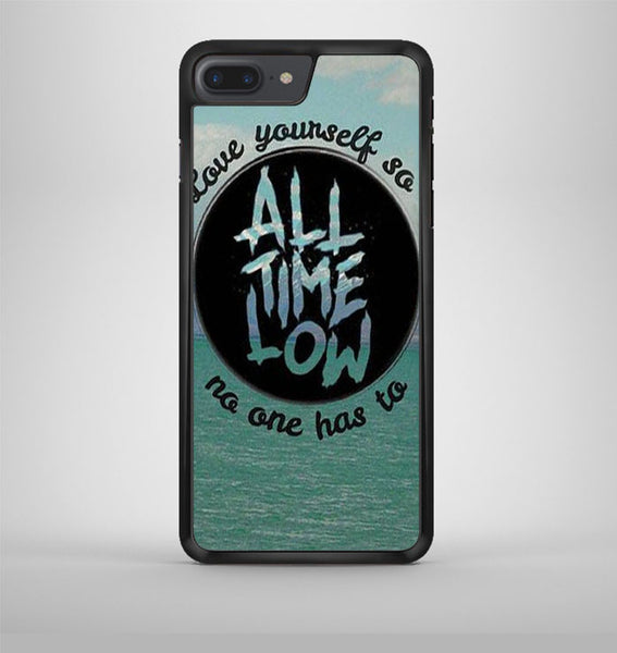 All Time Low Logo iPhone 7 Plus Case Avallen