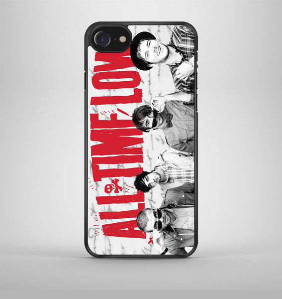 All Time Low iPhone 7 Case Avallen