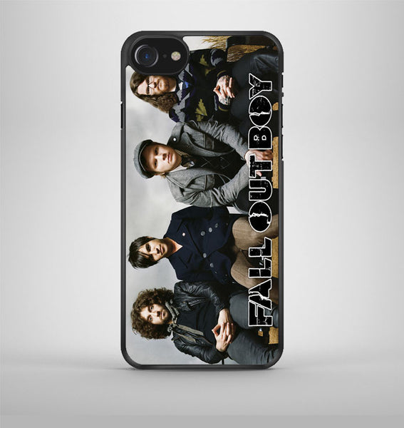 American Pop Punk Band Fall Out Boy iPhone 7 Case Avallen