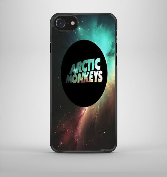 Arctic Monkeys Galaxy Nebula iPhone 7 Case Avallen