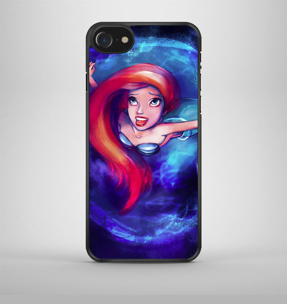 Ariel Little Mermaid Sparkling iPhone 7 Case Avallen