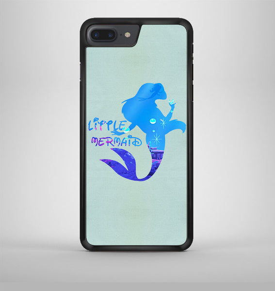 Ariel Quote Little Mermaid Disney iPhone 7 Plus Case Avallen