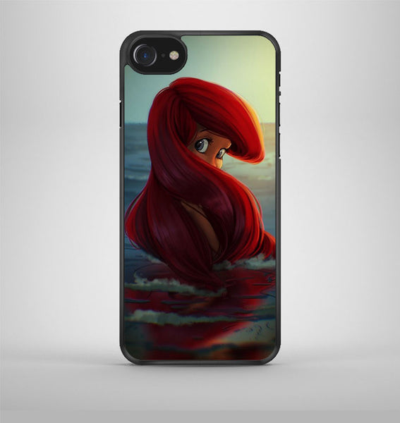 Ariel The Little Mermaid Sunset iPhone 7 Case Avallen