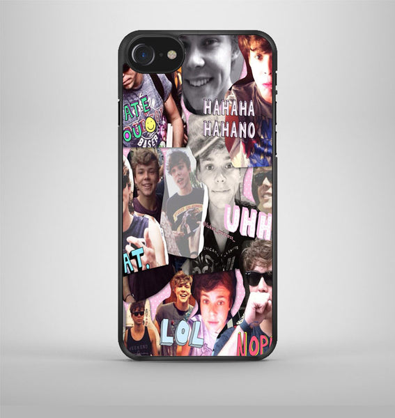 Ashton Irwin Ash 5 Sos iPhone 7 Case Avallen
