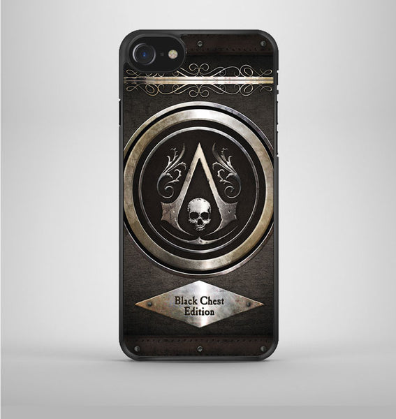 Assassins Creed Black Flag Logo iPhone 7 Case Avallen