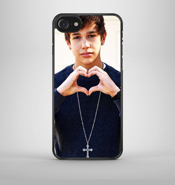 Austin Mahone 2 iPhone 7 Case Avallen
