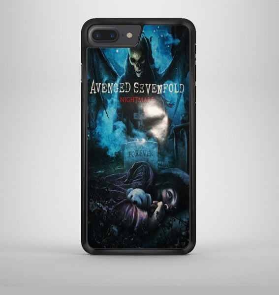 Avenged Sevenfold Nightmare Most Wanted iPhone 7 Plus Case Avallen