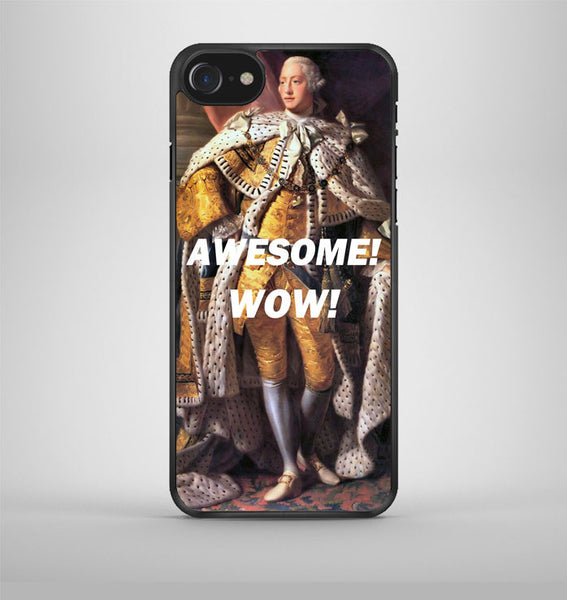 Awesome Wow Hamilton iPhone 7 Case Avallen