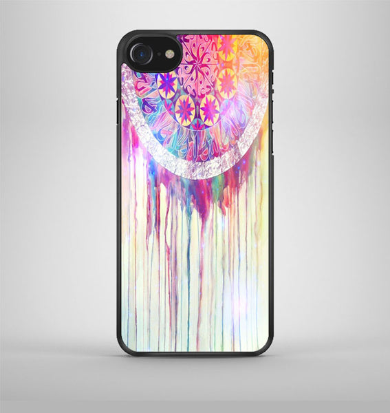 Bmth Sempiternal In Rainbow Watercolor Drop iPhone 7 Case Avallen