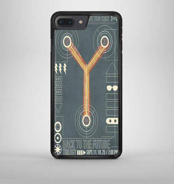 Back To The Future Flux iPhone 7 Plus Case Avallen