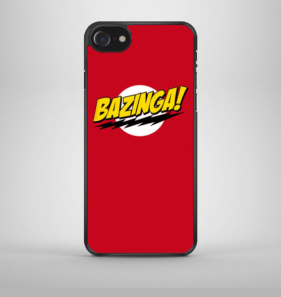 Bazinga iPhone 7 Case Avallen