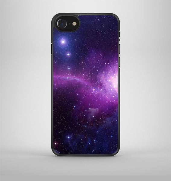 Beautiful Blue Purple Galaxy iPhone 7 Case Avallen