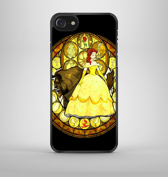 Beauty and Beast Rose iPhone 7 Case Avallen