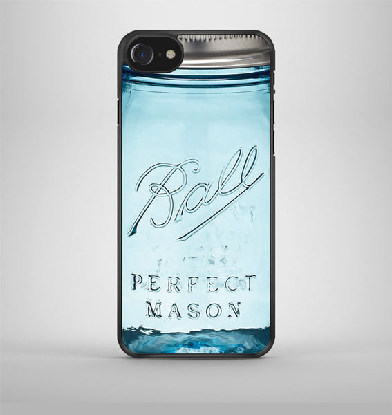 Blue Ball Glass Mason iPhone 7 Case Avallen