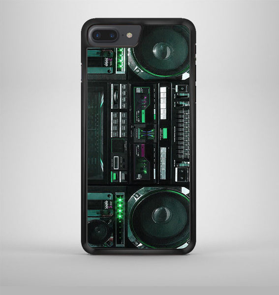 Boombox Ghetto Blaster Funny iPhone 7 Plus Case Avallen