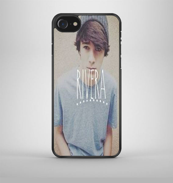 Brent Rivera iPhone 7 Case Avallen