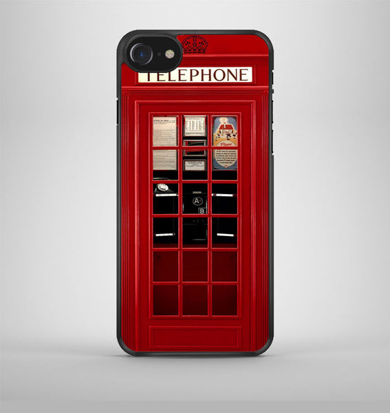 British Phone Box iPhone 7 Case Avallen
