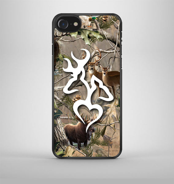 Browning Deer Love Realtree Camo iPhone 7 Case Avallen
