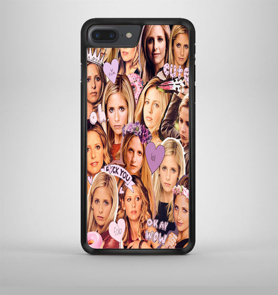 Buffy Collage iPhone 7 Plus Case Avallen